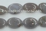 CAB959 15.5 inches 13*18mm oval ocean agate gemstone beads
