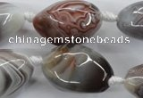CAG3728 15.5 inches 14*20mm – 20*35mm nuggets botswana agate beads