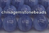 CAG5976 15.5 inches 16mm round blue lace agate beads wholesale