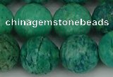 CAM1406 15.5 inches 16mm faceted round Russian amazonite beads