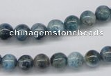 CAP01 16 inches 8mm round apatite gemstone beads wholesale