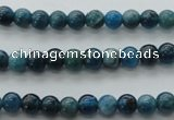 CAP300 15.5 inches 4mm round natural apatite gemstone beads