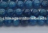 CAP361 15.5 inches 6mm round apatite gemstone beads wholesale