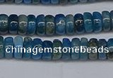 CAP526 15.5 inches 3*5mm rondelle apatite gemstone beads