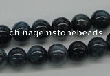 CAP54 15.5 inches 10mm round dyed apatite gemstone beads wholesale