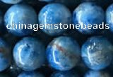 CAP585 15.5 inches 10mm round apatite beads wholesale