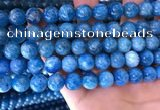 CAP639 15.5 inches 10mm round natural apatite gemstone beads