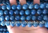 CAP645 15.5 inches 12mm round natural apatite gemstone beads