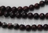 CBD151 15.5 inches 6mm round Chinese brecciated jasper beads