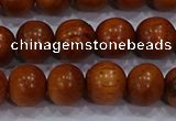 CBW503 15.5 inches 10mm round bayong wood beads wholesale