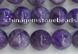 CCG301 15.5 inches 6mm round natural charoite gemstone beads