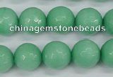 CCN1885 15 inches 14mm faceted round candy jade beads wholesale