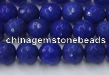 CCN2067 15 inches 10mm faceted round candy jade beads wholesale
