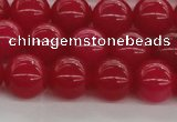 CCN4033 15.5 inches 10mm round candy jade beads wholesale