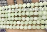 CCN5412 15 inches 8mm round candy jade beads Wholesale