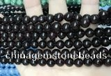 CCN5465 15 inches 8mm round candy jade beads Wholesale