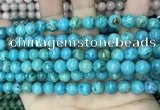 CCN5495 15 inches 8mm round candy jade beads Wholesale