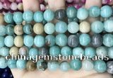 CCN5554 15 inches 8mm round candy jade beads Wholesale