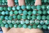 CCN5846 15 inches 8mm faceted nuggets candy jade beads Wholesale
