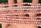 CCN6002 15.5 inches 4mm round candy jade beads Wholesale