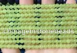 CCN6027 15.5 inches 4mm round candy jade beads Wholesale