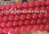 CCN6058 15.5 inches 10mm round candy jade beads Wholesale