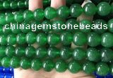 CCN6087 15.5 inches 12mm round candy jade beads Wholesale