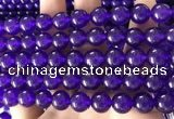 CCN6091 15.5 inches 12mm round candy jade beads Wholesale