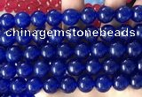 CCN6099 15.5 inches 12mm round candy jade beads Wholesale