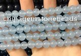 CCN6121 15.5 inches 6mm round candy jade beads Wholesale