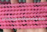 CCN6154 15.5 inches 8mm round candy jade beads Wholesale