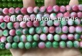 CCN6195 15.5 inches 8mm round candy jade beads Wholesale