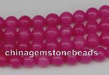 CCN82 15.5 inches 6mm round candy jade beads wholesale
