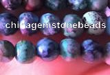 CCS852 15.5 inches 8mm round natural chrysocolla beads wholesale