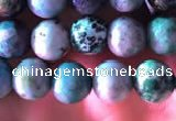 CCS853 15.5 inches 10mm round natural chrysocolla beads wholesale