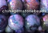 CCS860 15.5 inches 10mm round natural chrysocolla beads wholesale