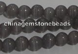 CCT1236 15 inches 4mm round cats eye beads wholesale