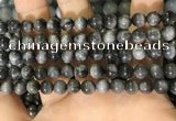 CEE519 15.5 inches 6mm round eagle eye jasper beads wholesale