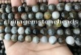 CEE526 15.5 inches 10mm round eagle eye jasper beads wholesale
