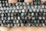 CEE541 15.5 inches 6mm round eagle eye jasper gemstone beads