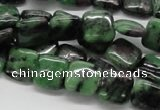 CEP14 15.5 inches 12*12mm square epidote gemstone beads wholesale