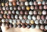 CFJ258 15.5 inches 8mm round fantasy jasper beads wholesale