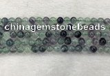 CFL1451 15.5 inches 6mm round fluorite beads wholesale