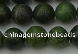 CGJ404 15.5 inches 12mm round green jade beads wholesale