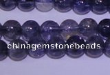 CIL20 15.5 inches 5mm round AA grade natural iolite gemstone beads