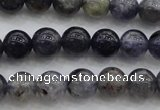 CKC226 15.5 inches 6mm round natural kyanite beads wholesale