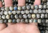 CKJ402 15.5 inches 8mm round k2 jasper beads wholesale