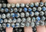 CKJ423 15.5 inches 8mm round k2 jasper beads wholesale