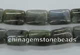 CLB121 15.5 inches 10*14mm rectangle labradorite gemstone beads wholesale