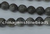 CLB513 15.5 inches 10mm faceted round labradorite gemstone beads